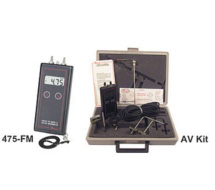 Dwyer Handheld Digital Manometer 475-FM Series